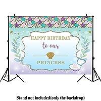 allenjoy 7x 5ftフォレスト動物Party Backdrop水彩花柄最初誕生日バナーデコレーション装飾ケーキデザートテーブルベビーシャワー背景