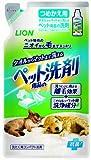 ライオン ペット用品の洗剤 つめかえ用 320g