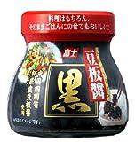 富士 豆板醤 黒 90g×6本