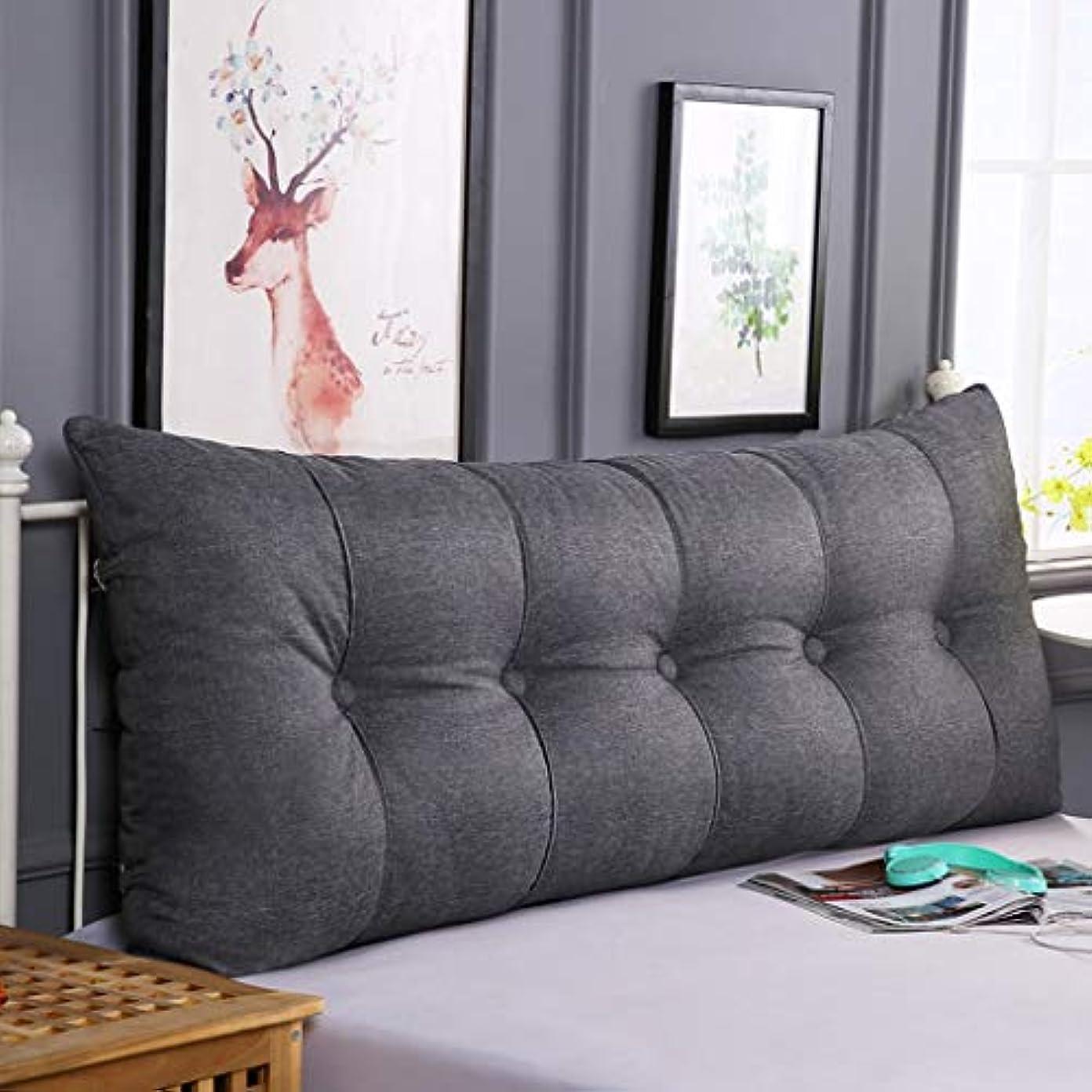 拡声器白雪姫模索ポリエステル繊維のベッド大きなクッションダブルベッド枕大きなバックソファ枕ベッドバッククッション枕 Zsetop (Color : D, Size : 120*60*20cm)