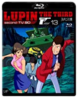 ルパン三世 second-TV. BD-13 [Blu-ray]