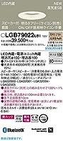 パナソニック スピーカー付ダウンライト LGB79022LB1