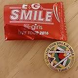 E-girls E.G. SMILE 2016ツアーグッズ 缶バッジ Yuzuna 武部柚那