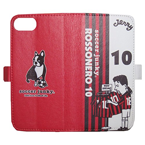 [해외]soccer junky (축구 중독자) 스마호케스 iPhone6 ??| 6S | 7 SELECT10 second O-SJFL7015/soccer junky (soccer junkie) smart case iPhone 6|6 S | 7 SELECT 10 second O-SJFL 7015