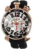 GAGA MILANO 6056.6 CHRONO 48MMガガミラノ 腕時計 シリコンラバー【並行輸入品】