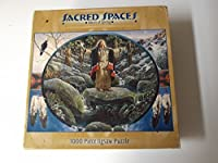 SACRED SPACES VOICE OF SPRING - 1000 PIECE JIGSAW PUZZLE by Sacred Spaces [並行輸入品]