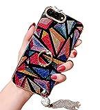 Best iphone 6ケースゴム - iPhone 6/ 6sケース、豪華ハイブリッドBling GlitterダイヤモンドソフトシリコンゲルゴムBeauty Shiny Sparklingキュート保護カバーCase For Girls Review