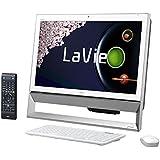 日本電気 LaVie Desk All-in-one - DA370/AAW ファインホワイト PC-DA370AAW