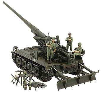 タミヤ ・イタレリシリーズ No.21 アメリカ自走カノン砲 M107 ″ベトナム戦争″ 37021