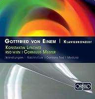 Klavierkonzert by VON EINEM GOTTFRIED (2010-03-30)