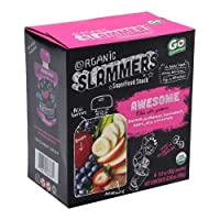 Expect More Slammers Acai, Strawberry & Apple Organic オーガニック SuperFood Snack, 3 ct. / 38.04 oz