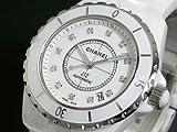 シャネル CHANEL J12 ダイヤ 自動巻き 腕時計 H1629 腕時計 ハイブランド シャネル mirai1-16882-ah [並行輸入品] [簡素パッケージ品]