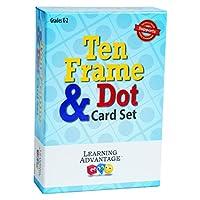Ten Frames Dot Card Set