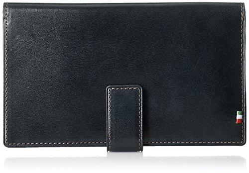 [ミラグロ] 財布 カード30枚 長財布 カードケース タンポナートレザーシリーズ CA-S-2163