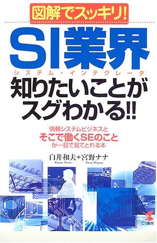 図解でスッキリ!SI(システム・インテグレータ)業界 知りたいことがスグわかる!!の詳細を見る