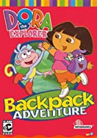 DORA THE EXPLORER BACKPACK ADVENTURE (輸入版)