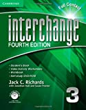 Interchange Level 3 Full Contact with Self-study DVD-ROM. 4th ed. (Interchange Fourth Edition)