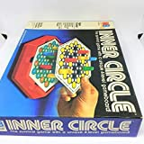 1981 Inner Circle the Surival Game with a Unique 4-level Gameboard! #4111 By Milton Bradley [並行輸入品]