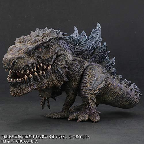 Projoeterminado serie Godzilla 1998 Altura Aprox 130mm pre-pintado pvc completado Figur