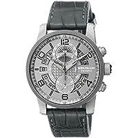 [モンブラン]MONTBLANC 腕時計 TIME WALKER グレー文字盤 自動巻き 107338 メンズ 【並行輸入品】