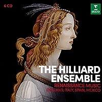 Renaissance Music - England, Italy, Spain, Mexico (6CD) by Hilliard Ensemble