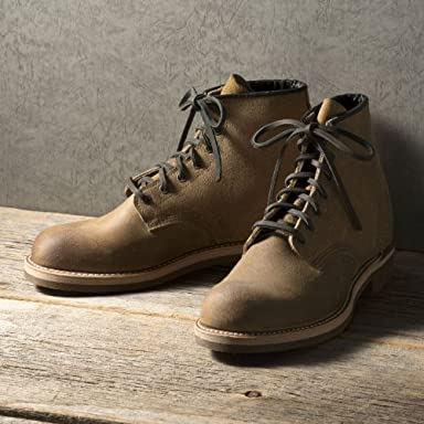 Red Wing + Nigel Cabourn The Munson Boot: Hawthorne