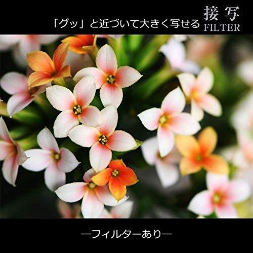 MARUMI カメラ用 フィルター DHGマクロ362mm クローズアップ用 フィルター 64101
