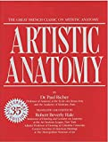 Artistic Anatomy: The Great French Classic on Artistic Anatomy (Practical Art Books) 画像