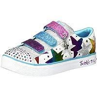 Skechers Kids Girls' Twinkle Breeze 2.0-Stylin'Sta