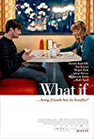 What If映画ポスター11x 17スタイルA ( 2014) Unframed