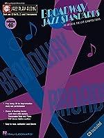 Broadway Jazz Standards (Jazz Play Along)