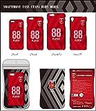浦和レッズ オフィシャル スマートフォンケース 2015モデル for iPhone6 No.1 西川 周作