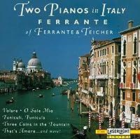 2 Pianos in Italy