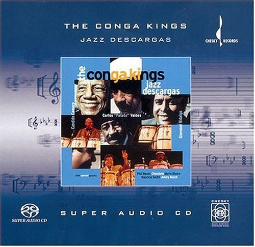 Jazz Descargas (Hybr)