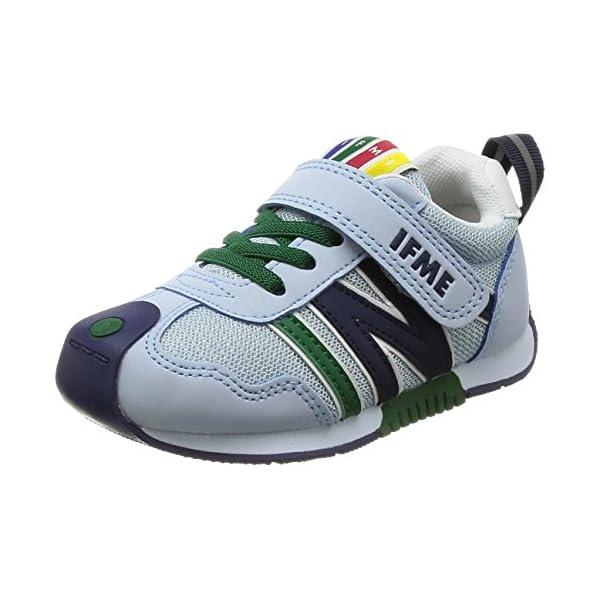 [イフミー] 運動靴 30-7705 ブルー 1...の商品画像