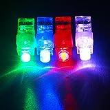 Amazon.co.jp光る指輪 Dizaul おもちゃ フィンガーライト LED パーティーグッズ 40個(4色×10セット)