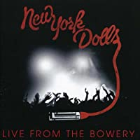 Live From The Bowery (+DVD) (NTSC Region All)