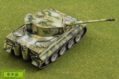 1:72 ドラゴン モデル 1:72 Armor Value シリーズ 62001 Henschel Sd.Kfz.181 Tiger ディスプレイ モデル German Army 3./sPzAbt