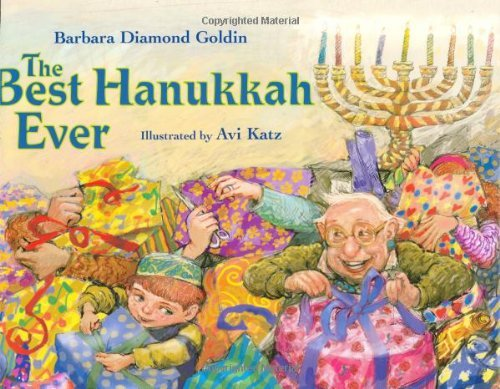 The Best Hanukkah Ever (English Edition)