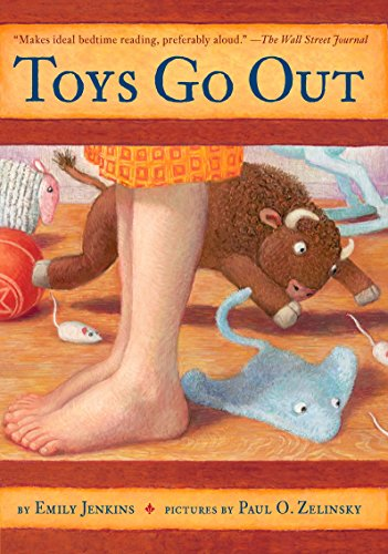Toys Go Out: Being the Adventu...