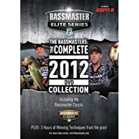 Bassmasters: Complete 2012 Dvd Collection