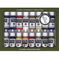 Vallejo American Colonial Colors, 17ml [並行輸入品]