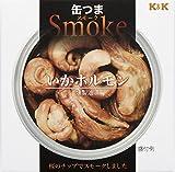 K&K 缶つまスモーク いかホルモン 50g