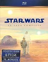 Star Wars - La Saga Completa (9 Blu-Ray) [Italian Edition]