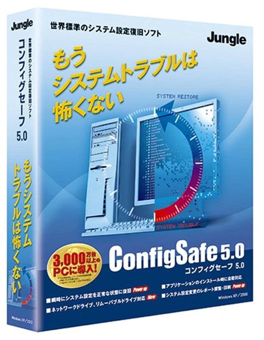 動詞パイントプリーツConfigSafe 5.0