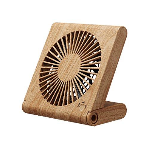 ドウシシャ 卓上扇風機 スリムコンパクトファン ピエリア 3...