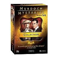 Murdoch Mysteries Collection: Seasons 5-8 - DVD【DVD】 [並行輸入品]