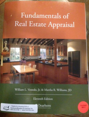 Download Fundamentals of Real Estate Appraisal 1427711380