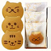 どら焼き 猫 ねこのお菓子 どらネコ 猫ドラ焼き 3個入り 箱入り