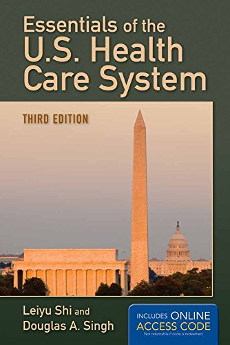 Download Essentials of the U.S. Health Care System 1284035425